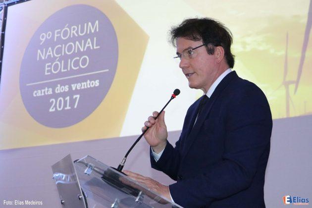 Governador abre oficialmente o Fórum Nacional Eólico 2017 – Carta dos Ventos.