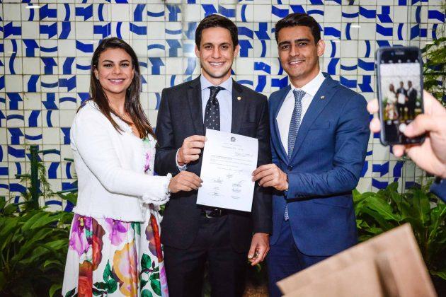 Rafael Motta é nomeado primeiro secretário da Juventude da história da Câmara dos Deputados.