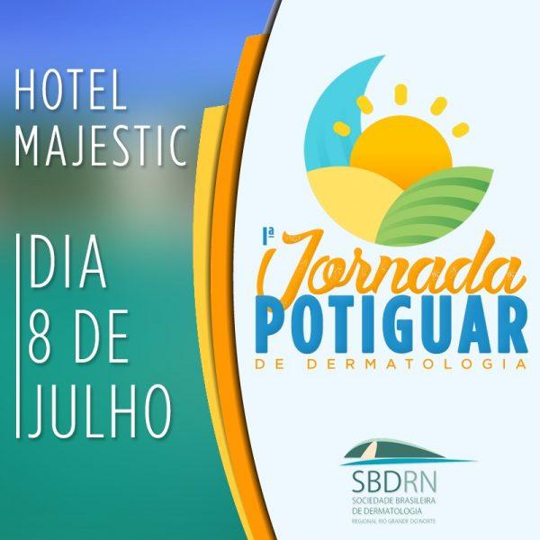 SBDRN promove em julho 1 Jornada Potiguar de Dermatologia.