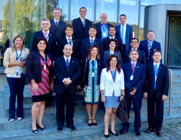 Governo do RN integra comitiva na Alemanha para troca de experiências de gestão em turismo.