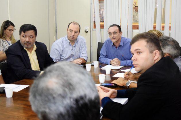 Frente Parlamentar da Agricultura discute melhorias para o setor. (Foto: Eduardo Maia).