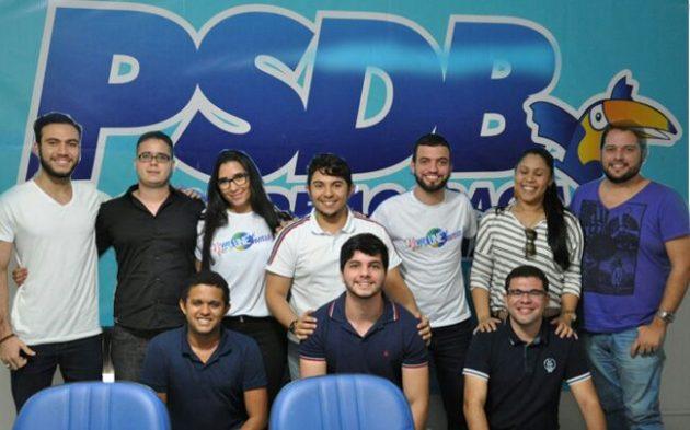 Juventude do PSDB vai trabalhar expansão no interior potiguar. (Foto: Rodrigo Rafael).
