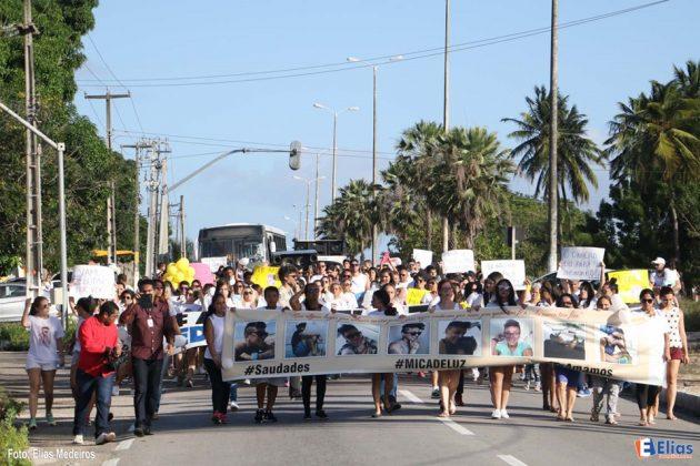 Caminhada pela Paz reúne milhares de pessoas em Natal