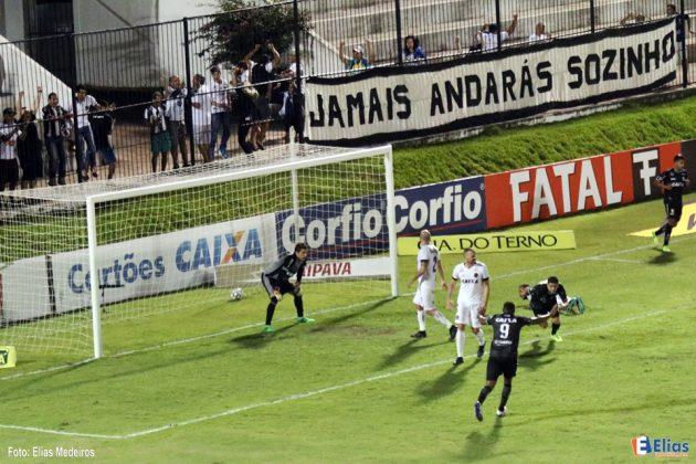 ABC vence Brasil de Pelotas e encerra série de oito derrotas consecutivas na série B.