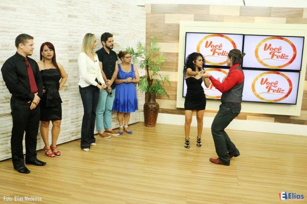 """TV Feliz: A vida virou paixão dance com emoção"""""""