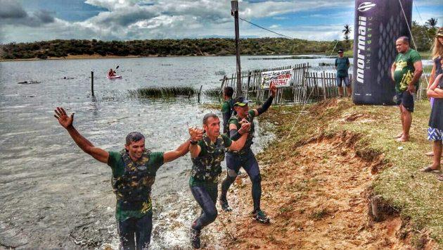 Fuzileiros Navais sagra-se campeã da terceira etapa do Circuito Tribal de Trekking de Aventura,