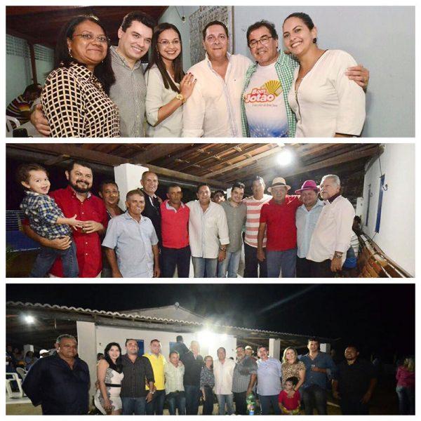 Ezequiel Ferreira participa de festejos juninos na região Potengi e no Agreste Potiguar