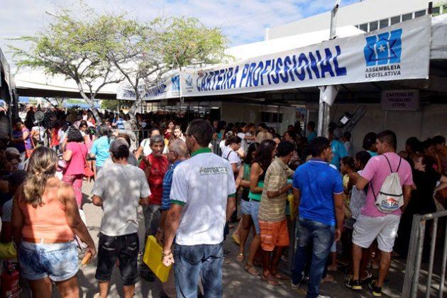 Assembleia Legislativa leva ações de educação e cidadania à população de Ceará-Mirim. (Foto: Eduardo Maia).
