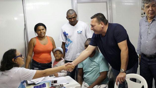 """População de Ceará-Mirim e Maxaranguape aprova programa """"Assembleia e Você"""". (Foto: Ney Douglas)."""