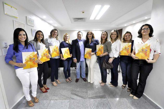 Vereadoras compõem comitiva do RN em evento regional do PSDB Mulher.