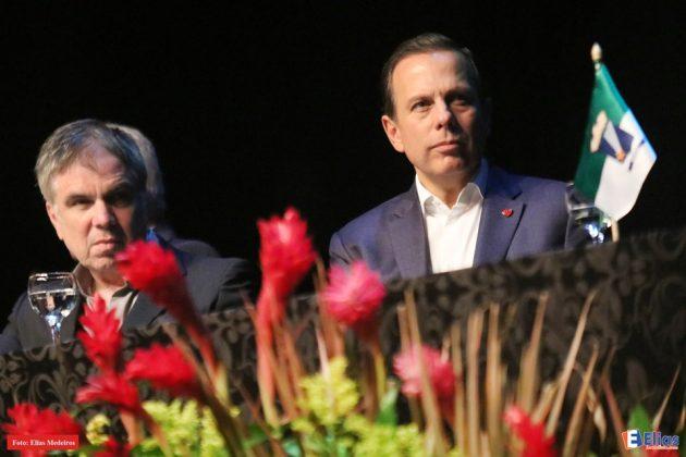 João Doria e Flávio Rocha são agraciados com honrarias pela Câmara Municipal de Natal.
