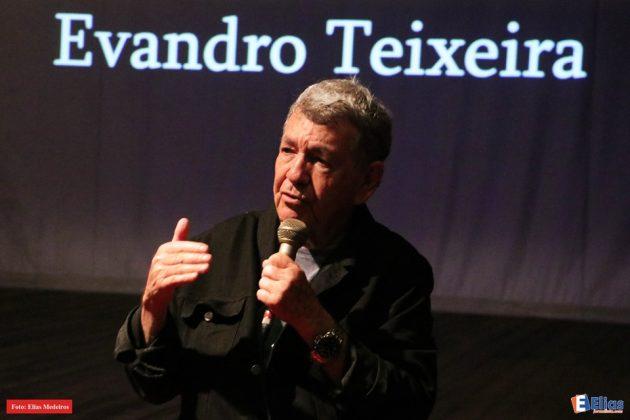 Evandro Teixeira abre Seminário em celebração ao Dia Mundial da Fotografia em Natal.