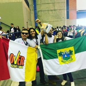 Potiguares conquistam primeiro lugar na final da Olimpíada Nacional em História do Brasil.