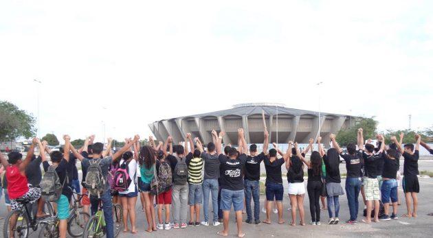 Jovens da Zona Norte de Natal lança movimento #SosNélioDia.