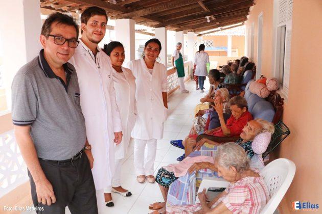 Casa São Vicente de Paulo precisa de ajuda para continuar atividades com idosos.