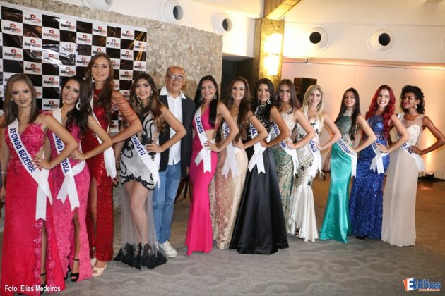 Ocean Palace: Presentation Show do Miss e Mister RN Internacional.