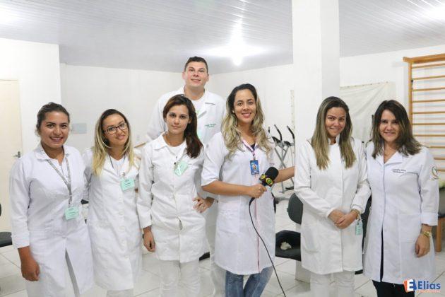 A equipe