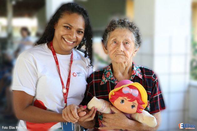 Lar Espírita Alvorada Nova (LEAN) precisa de ajuda para continuar atividades com idosos