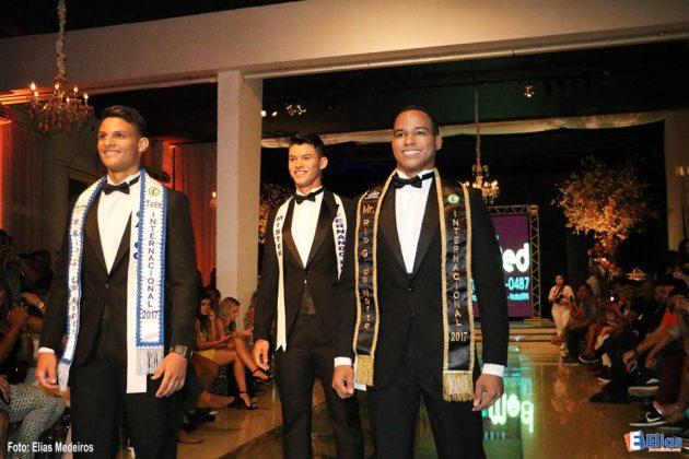 Miss e Mister RN Internacional foram eleitos em noite de festa no La Mouette Recepções