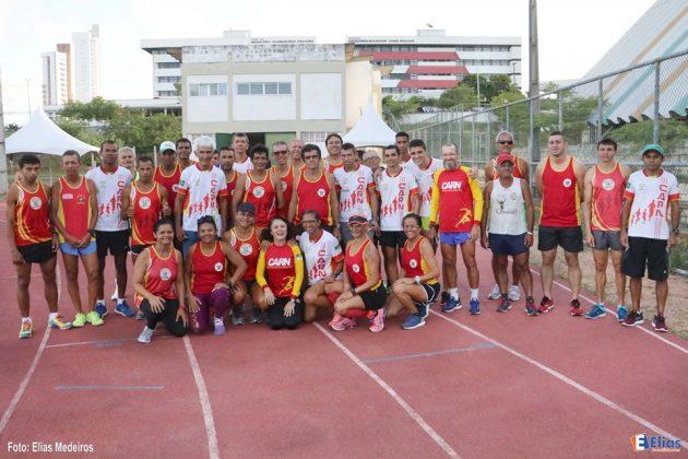 Clube de Atletismo do RN precisa de patrocínio para ampliar apoio à atletas.