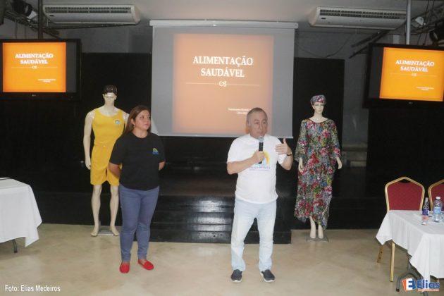 O diretor do Praia Bonita Resot, Sérgio Boffa Pedro, deu as bons