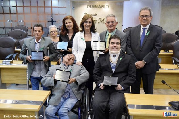 Sessão Solene na Assembleia reforça luta pela inclusão às pessoas com deficiência.
