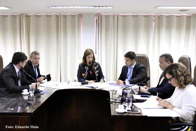 Projeto de Lei que aumenta valor de diária operacional da PM passa na CCJ.