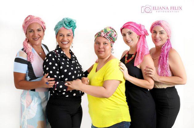 Mulheres empoderadas de Parnamirim lançam campanha de apoio a mulheres com câncer.