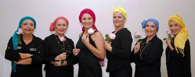 Outubro Rosa:  Seis fotógrafas assinam o Ensaio que revela beleza de mulheres na luta contra câncer de mama.