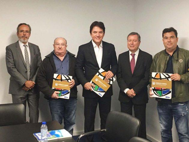 Agência Abreu confirmou ida ao Estado para conhecer e preparar a divulgação religiosa aos europeus