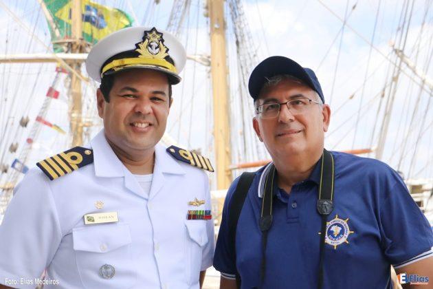 O Capitão-de-Mar-e-Guerra