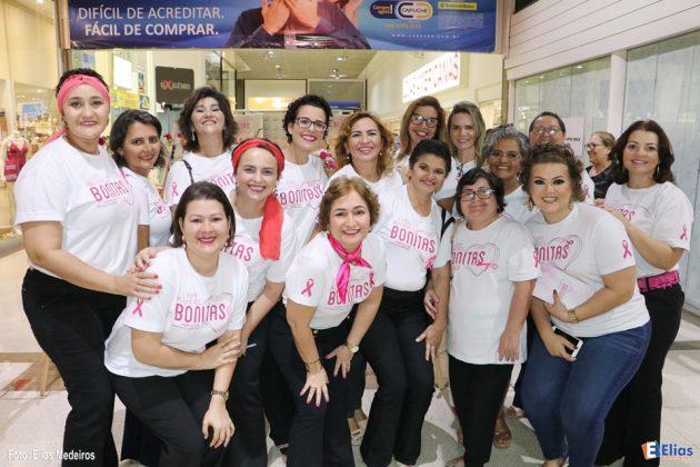 """Outubro Rosa: Lançamento da exposição """"Mulheres Bonitas"""" e segue até 31 de outubro de 2017."""