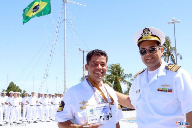 """O vencedor na NA CATEGORIA """"BNN GENTE QUE APOIA"""" – Amador: 1º Lugares: 2ºSG-CA Eli Tavares de Souza"""