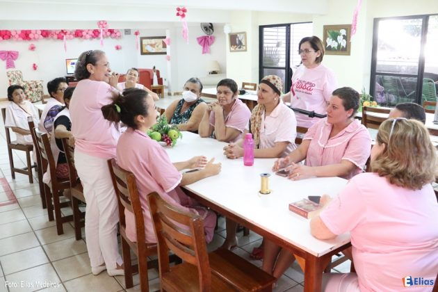 Casa de Apoio Irmã Gabriela acolhe pacientes em tratamento contra o câncer.