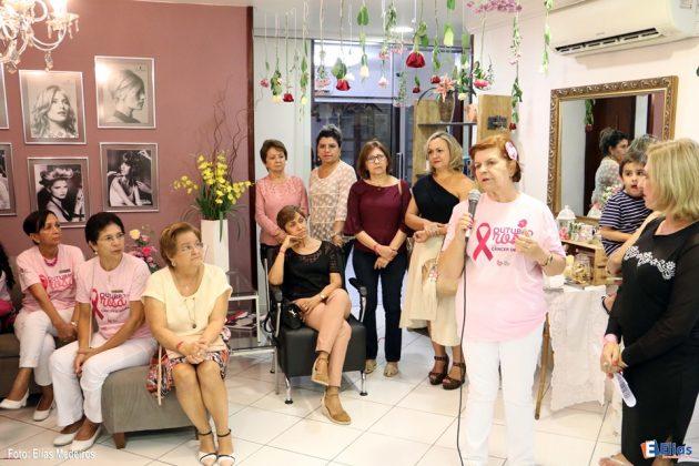 Café Solidário é realizado no Valda Cabelos .