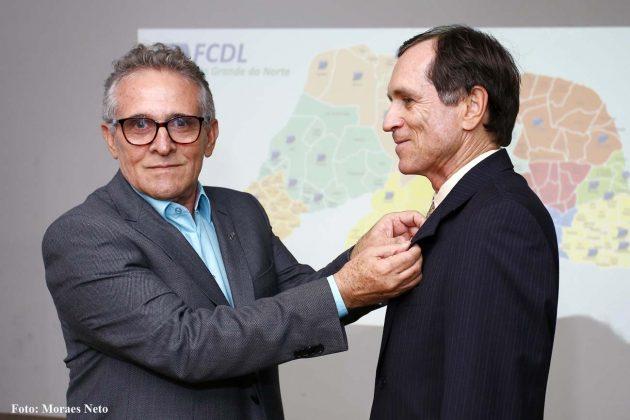 Eleita diretoria da FCDL RN para o triênio 2018-2020.
