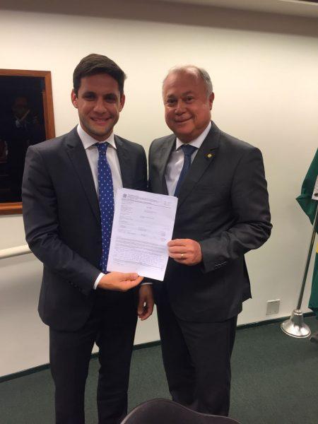Comissão de Turismo aprova emenda de R$ 500 milhões de Rafael Motta para infraestrutura turística.