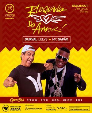 Festa Bloquinho do Amor promete resgatar sucesso da 'Trivela' em festa exclusiva na Arena das Duna.