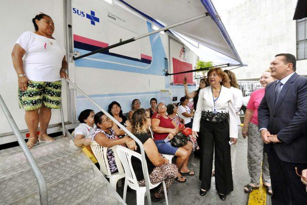 Ezequiel Ferreira ressalta importância do Outubro Rosa com Grupo Reviver.