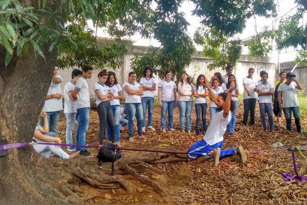 Assembleia leva ações de lazer e educação a escolas públicas do Rio Grande do Norte.