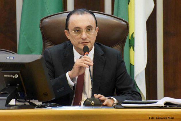 Souza propõe Frente Parlamentar para tratar de regularização fundiária no RN.