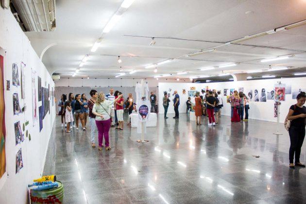1ª Coletiva de Arte Urbana Exposição Fotográfica Rita RN Lee – Joao Maria Alves