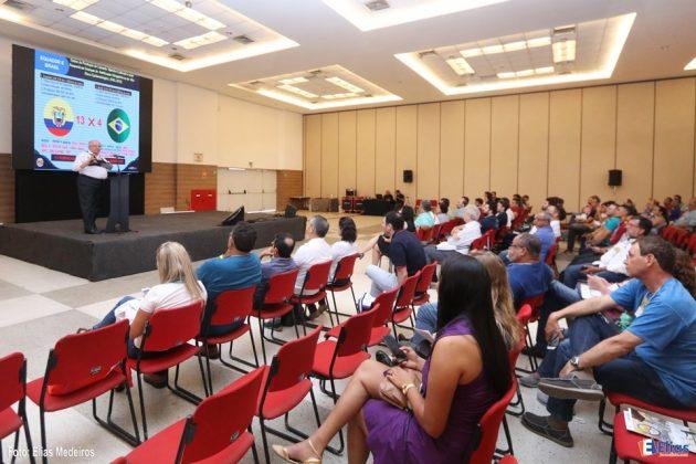 FENACAM – 2017 Sábado (18): Palestra de Itamar Rocha encerra XIV Simpósio Internacional de Carcinicultura em Natal.