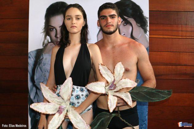 Matheus e Andreia foram os vencedores do concurso Tráfego Look 2017 realizado no Praia Bonita Resort.
