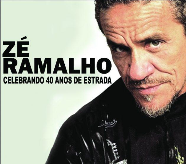Zé Ramalho faz show comemorativo de 40 anos nesta sexta-feira na Arena das Dunas.