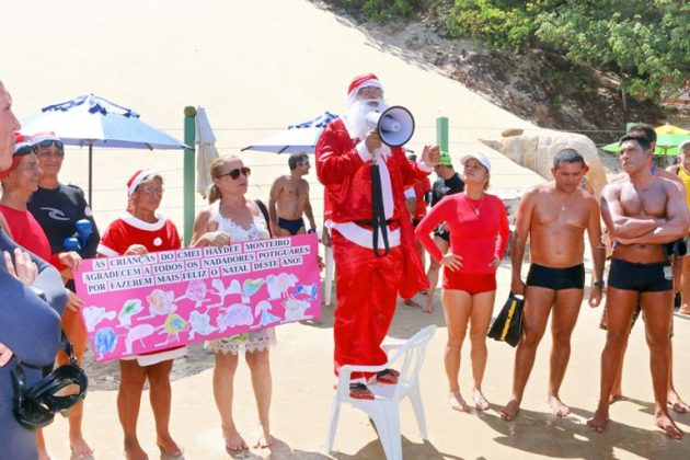 IV Travessia do Papai Noel será dia 03 de dezembro em Ponta Negra.
