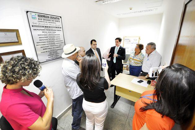 Imprensa elege George Soares o Parlamentar do Ano da Assembleia Legislativa. (Foto: Eduardo Maia).
