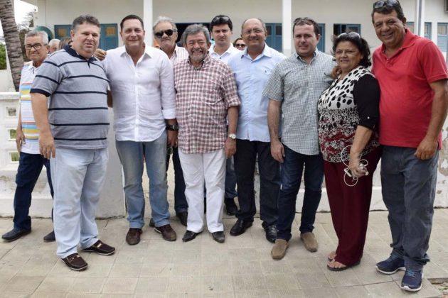 Ezequiel Ferreira faz visita técnica a Hospital de Angicos e atende pleitos da cidade.