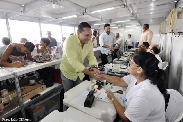 Assembleia leva ações de cidadania e saúde à população de Macau e região.