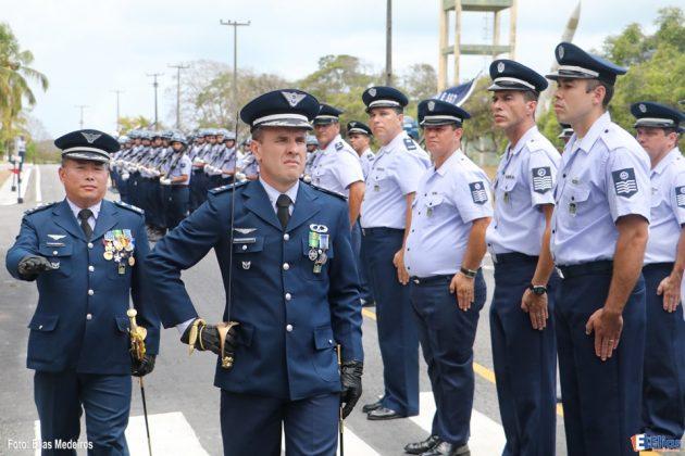 Tenente Coronel Engenheiro Fábio Andrade de Almeida.